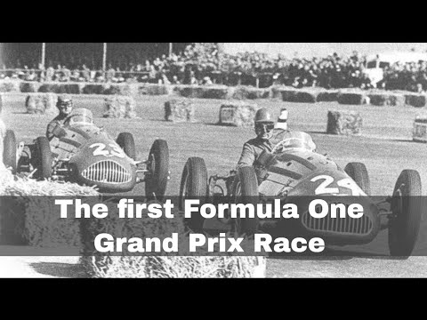 13th May 1950: First Formula One World Championship Grand Prix race at Silverstone