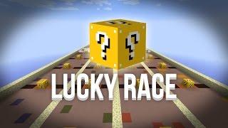 Lucky Block Race ! | Map Moddée avec les Lucky Blocks