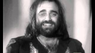 ♫ Demis Roussos ♪ Lovely Lady Of Arcadia ♫ Video & Audio Restored HD