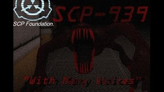 "SCP-939 - ""With Many Voices"" SCP File - (Dr Cool/ Class Keter)"