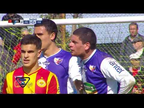 Clausura - Fecha 4 - Progreso 1:0 Fénix