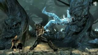Mortal Kombat 9 - Scorpion | gameplay trailer [HD] OFFICIAL Trailer MK9 (2011)