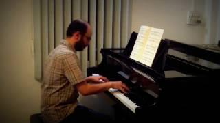 """Bach - BWV 512 - Chorale in E minor - """"Gib dich zufrieden und sei stille"""""""