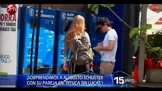 "¡Sorprendimos a Augusto Schuster con su pareja de ""Pitucas Sin Lucas""! thumbnail"