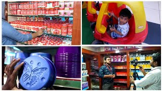 An Evening Vlog  A special day  Cake shop  Outing  Kozhikode Beach  cake making tools ingredients