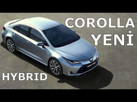 2019 Yeni Toyota Corolla Youtube