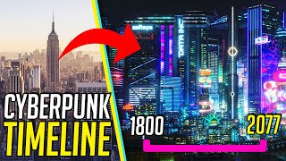 Cyberpunk 2077 Timeline EXPLAINED! The World Of Cyberpunk 2077 (Cyberpunk Lore)