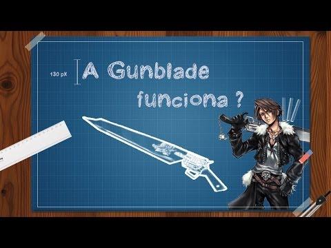 A Gunblade funciona? (Final Fantasy 8)