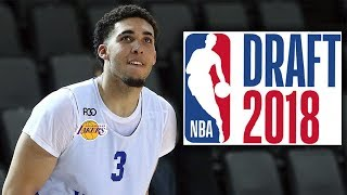 LiAngelo Ball SCORES 72 & DECLARED TO THE NBA DRAFT!