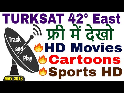 Turksat 42E dish setting and channel list May 2018 | Intelsat 20, 68E , 52 E yahsat, 42 E Turksat