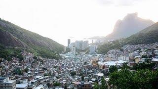 a walk through a favela rocinha