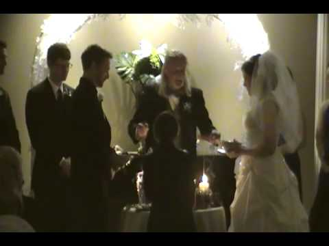 Sacred Sevens Four Element Wedding Ceremony