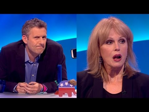 Joanna Lumley And Adam Have Very Different Opinions Of Russia  The Last Leg