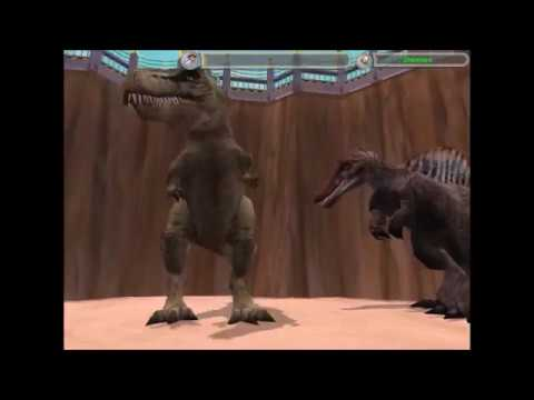 Battlle Royale! Zoo Tycoon 2 Dinosaur Battles Arena: C&C Productions