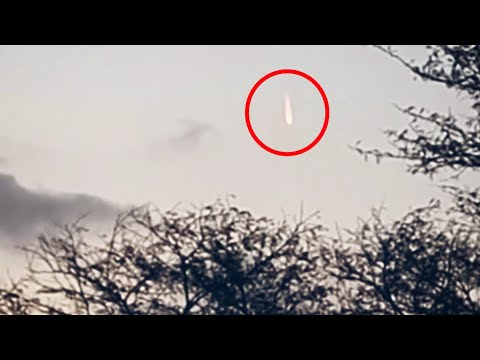 UFO In South African Skies