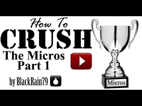 How To Crush The Microstakes Part 1