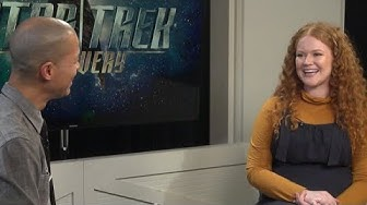 "One-on-one with ""Star Trek: Discovery's"" Mary Wiseman"
