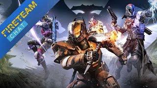 Fireteam Chat Ep. 23 - Addressing the Anger - IGN's Destiny Podcast