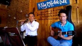 Người đến từ Triều Châu - Sáo trúc: Trần Trọng Giáp - Guitar Phạm Quang Thuận