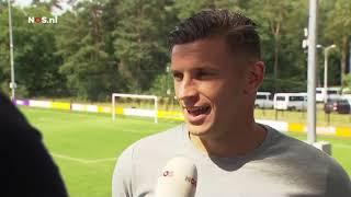 Linssen over Europa League loting Vitesse, Nice, Lazio, Zulte Waregem