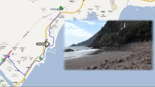 kitaのウォーキング日記Vol.19 今井浜海岸駅~河津駅