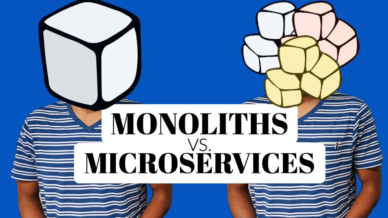 What Is A Microservice Architecture And It S Advantages Youtube