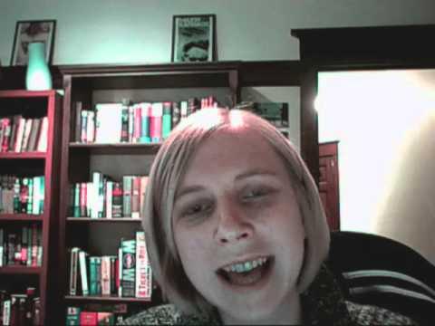 Helen Marshall speaks for the Sunburst Awards
