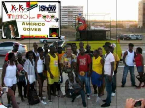 TALENTO EM FOKO FOKULTURA - AMERICO GOMES - GUiNE-BISSAU - AFRICA