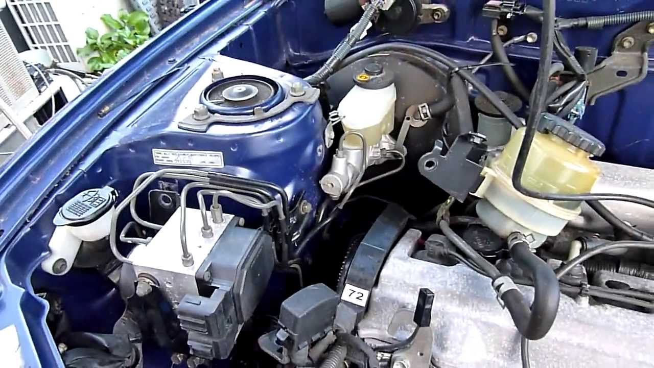 blue rav timing belt update  1994