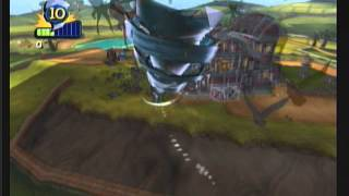 Tornado Outbreak Wii Walkthrough Part 2a