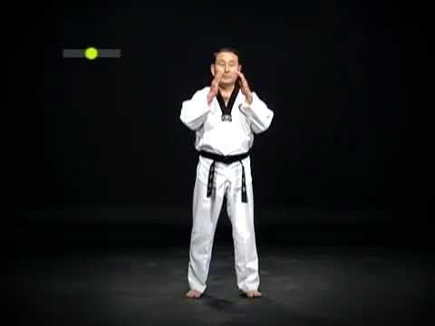 4th Dan - Black Belt -  Pyongwon - (English, Descriptive)