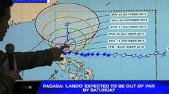Typhoon Lando heads for Ilocos, Cordillera