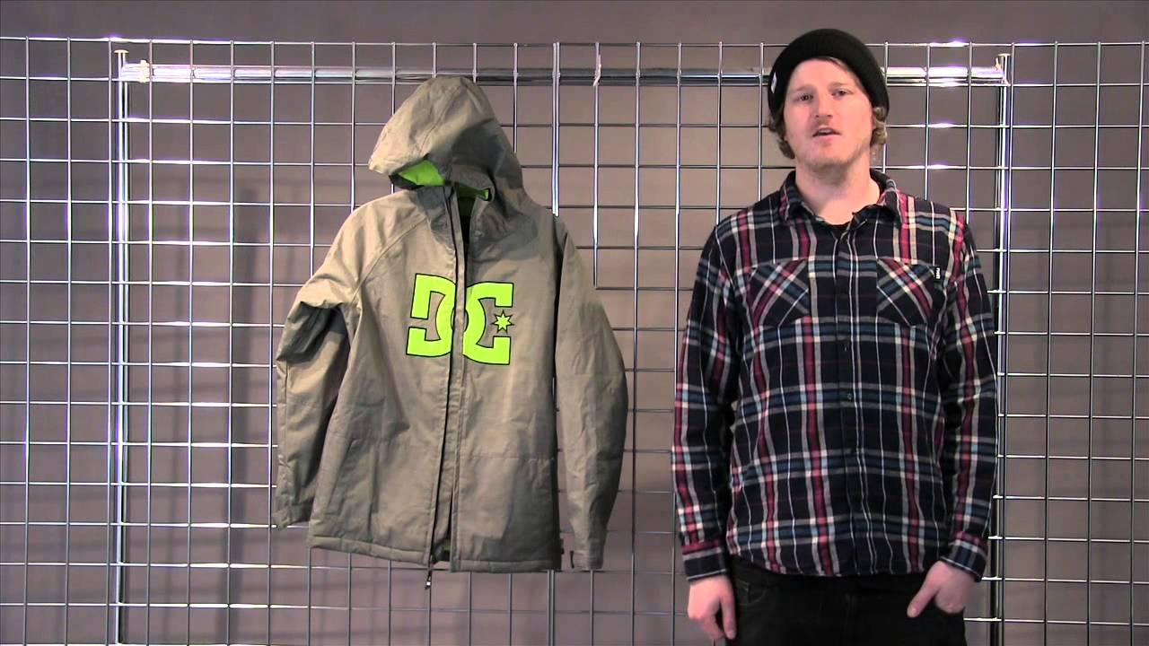 6d19e173c DC Boys Story Jacket 2015-2016 - YouTube