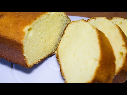 Pound Cake Recipe | Vanilla Pound Cake | Easy & Best Recipe | Kanak's Kitchen