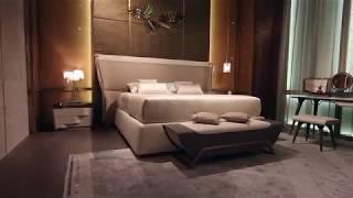 Turri - Salone Internazionale del Mobile - Milan, 2018 - Italian luxury furniture