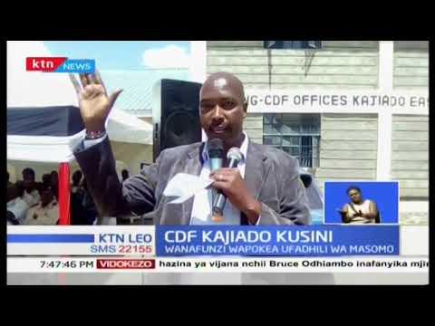 Wanafunzi wapokea ufadhili wa masomo Kajiado Kusini