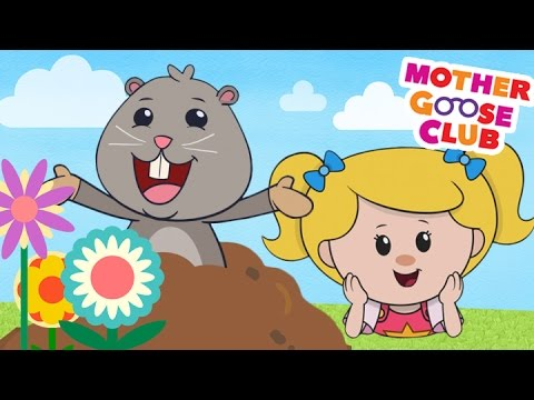 Mary, Mary, Quite Contrary | Mother Goose Club Songs for Children
