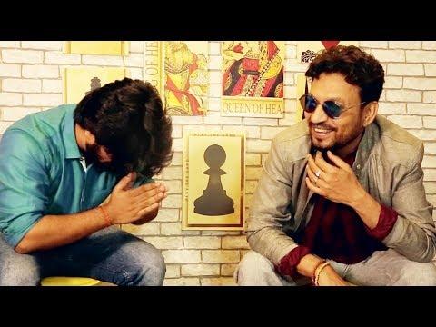 EXCLUSIVE!! Irrfan Khan's Most Funniest Interview Till Date For Qarib Qarib Singlle