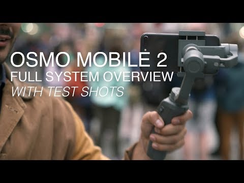 DJI OSMO Mobile 2 | Best Value Smartphone Gimbal? | Full Overview with Test Footage