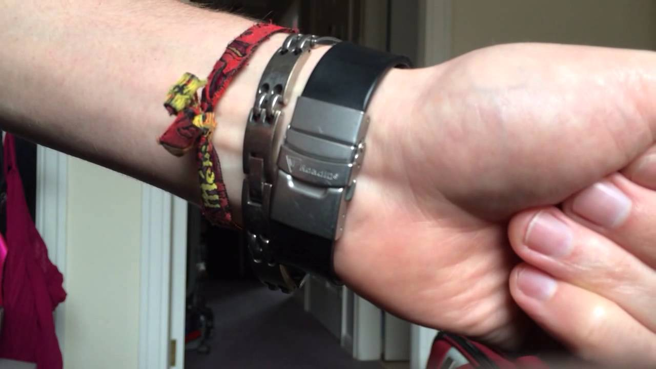 road id bracelet