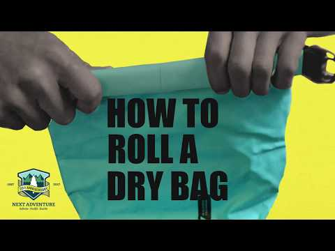 How To Seal A Dry Bag