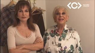 Giuliana De Sio e Isa Danieli al Toniolo con