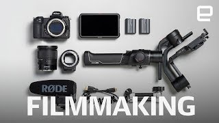 The best filmmaking gear with Sara Dietschy at CES 2019