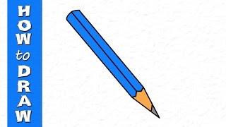 Kids Drawings Pencil