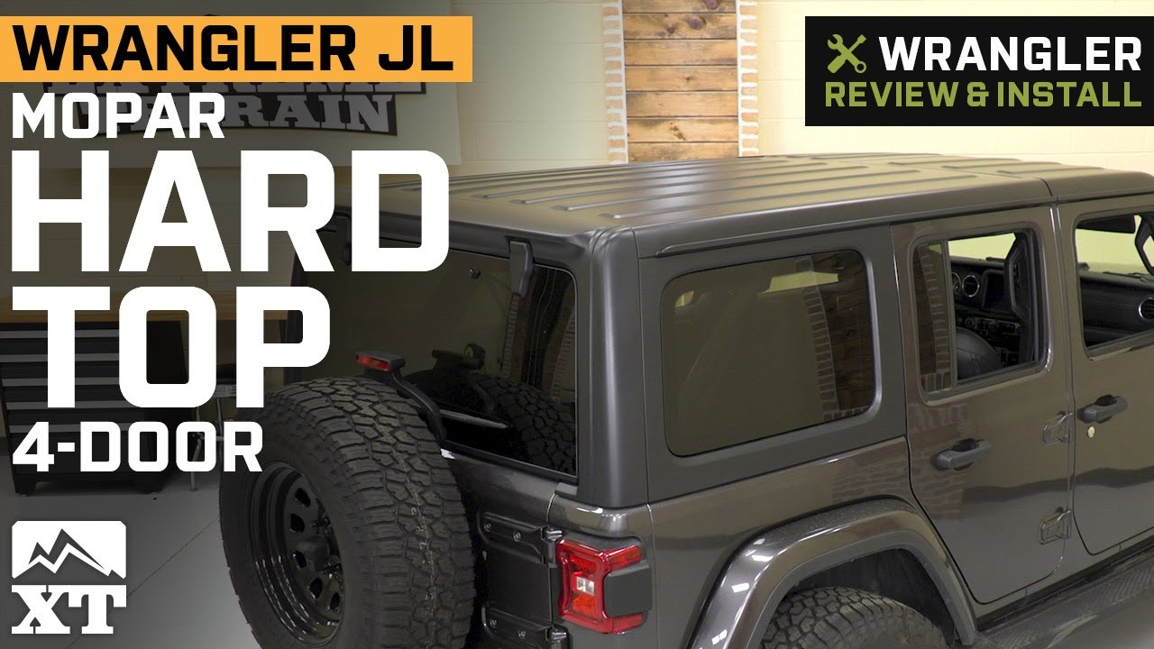 jeep tj hardtop wiring [ 1280 x 720 Pixel ]