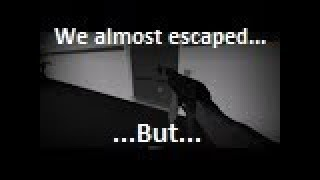 ATTEMPTED TO ESCAPE OF ARC-190... (SCP:F) | ROBLOX