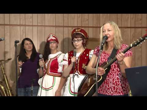 Hungarian Harvest Dance