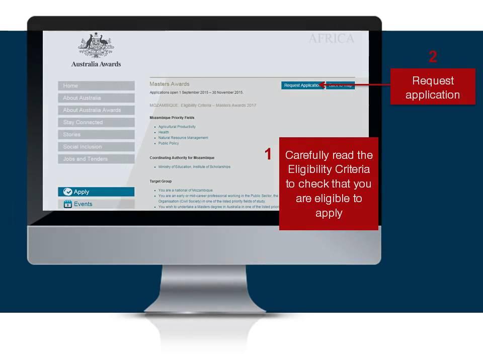 Fully-funded Australian Awards Scholarships for