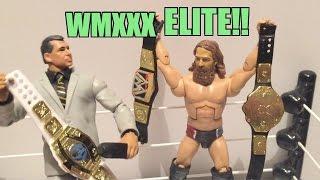 WWE ACTION INSIDER: Daniel Bryan Elite Best of PPV ToysRus Exclusive Mattel Wrestling Figure Review