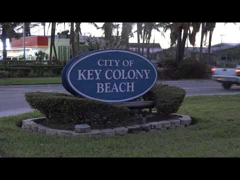 Welcome to Key Colony Beach in The Florida Keys